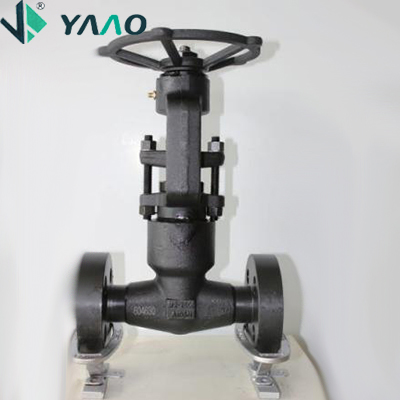 2500LB Self-Sealing Gate Valve, ASME B16.34, BS 5352