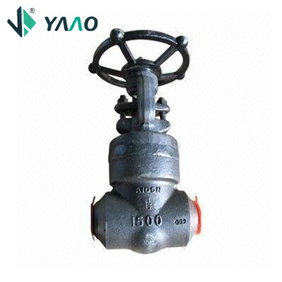 900LB-1500LB Gate Valve, Welded Bonnet, Full & Standard Port