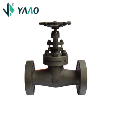 DIN 3352 Integral Flange Forged Gate Valve, 1 Inch, 300LB