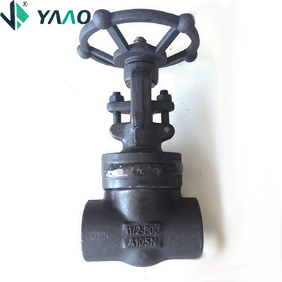 150LB-800 LB Globe Valve, Welded Bonnet Full & Standard Port
