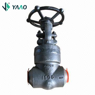 900LB-1500 LB Globe Valve, Welded Bonnet Full & Standard Port