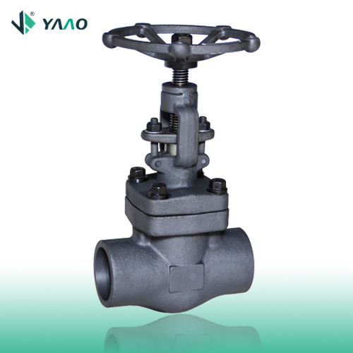 SW A105 Forged Globe Valve 3/8-4 Inch 150-2500 LB