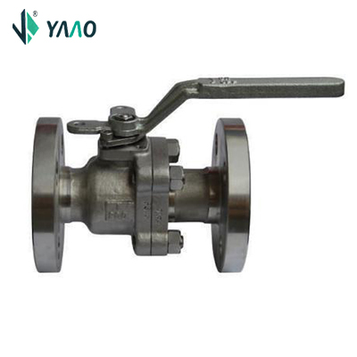 150LB, 300LB, 600LB Integral Flanged Ball Valve