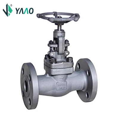 150LB-600LB Integral Flanged Gate Valve, Full Port