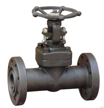 Characteristics and Installation of Forged Steel Flange Gate Valve