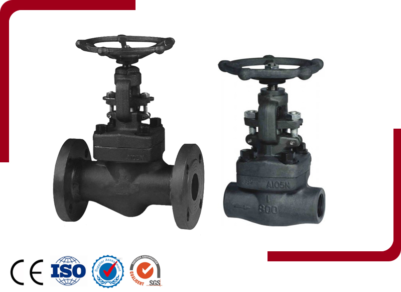 The Advantages and Application of Forged Steel Globe Valve