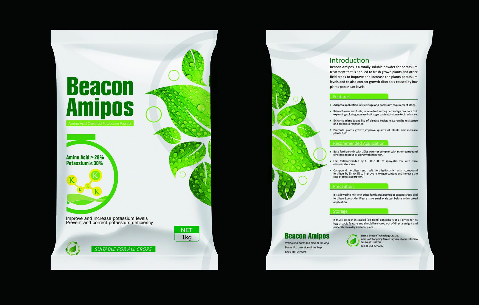 Amipos Amino Acid Chelated Potassium Powder Fertilizer
