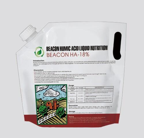 HumiFort Concentrated Humic Acid Liquid Fertilizer