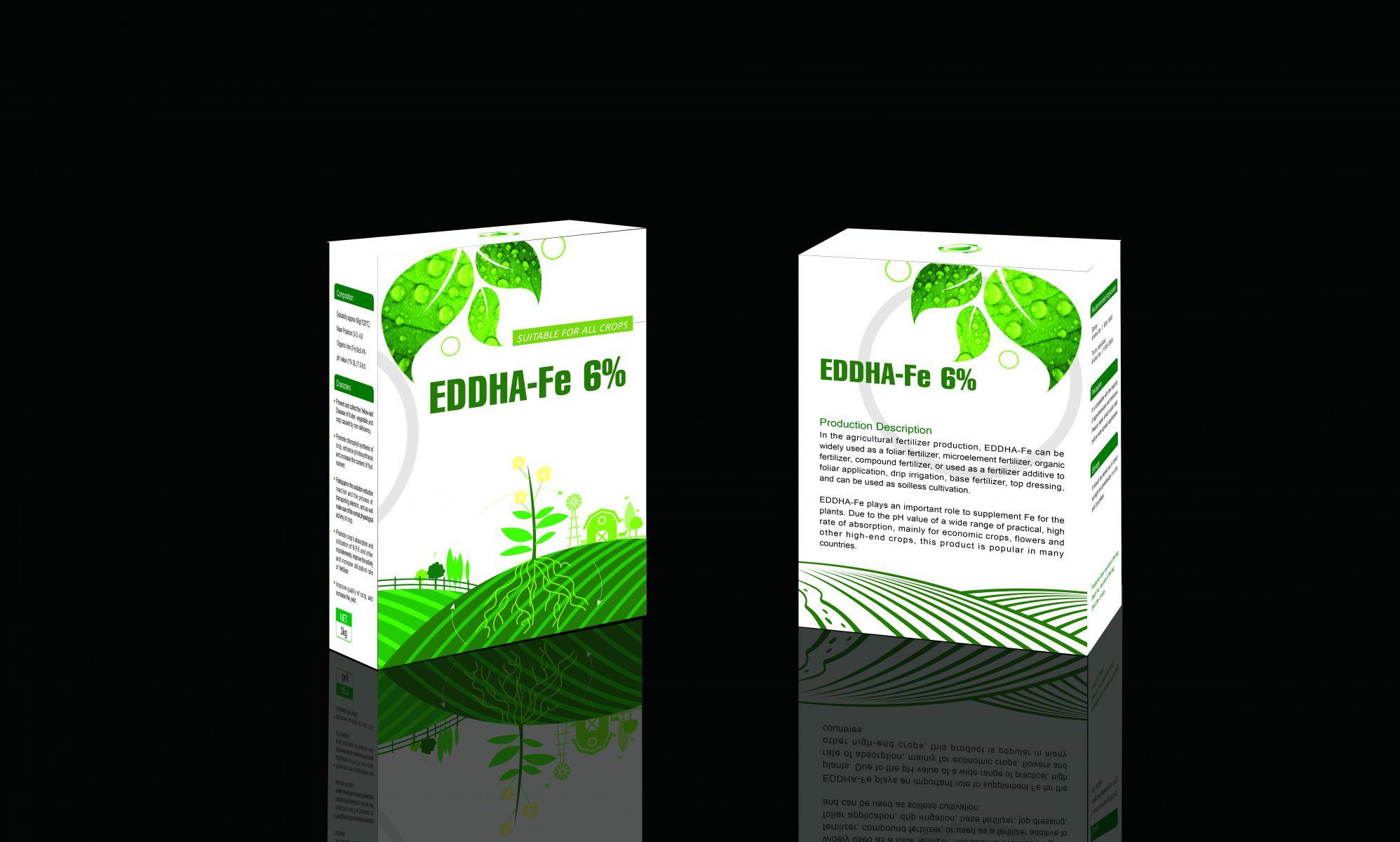 Eddha-Fe 6% Chelated Iron Fertilizer