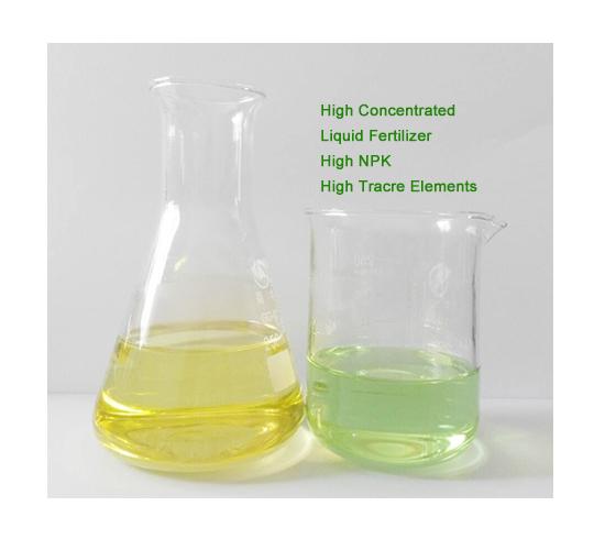 Concentrated NPK Liquid Fertilizer