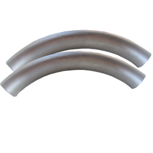 SCH 40 Bend, 90 Deg, ANSI B16.49, DN40