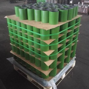 API 5CT J55 Casing Couplings, DN95, EUE 8RD