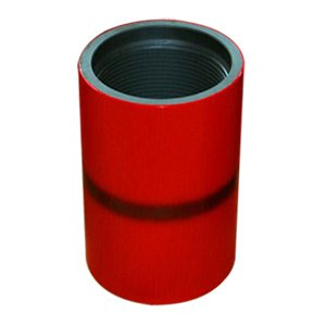 API L80 Pipe Couplings, DN95, 9.2LB/FT, Parkerising & Red Painting