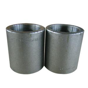 ASME A105N Full Couplings, ASME B16.11, DN50, PN400, Threaded