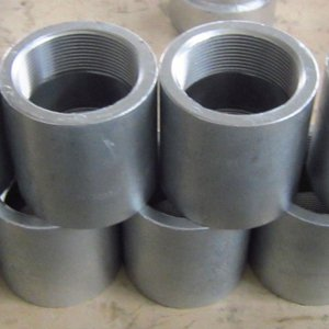 ASME B16.11 Galvanized Full Coupling, ASTM A105, DN80, PN400, Threaded