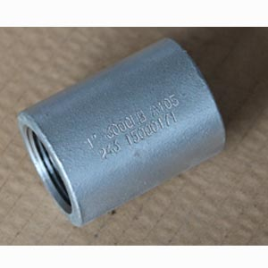ASTM A105 Carbon Steel Couplings, DN25, Galvanized - Pipe
