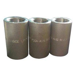 ASTM A182 F304 Full Couplings, DN15, PN400, NPT Thread