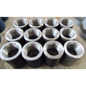 FNPT Ends Coupling, ASTM A105, DN25, PN400