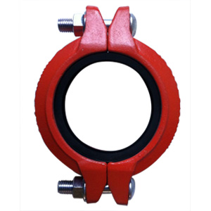 Victaulic Grooved Couplings, Ductile Iron ASTM A536, Grade 65-45-12
