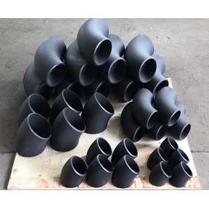 45D & 90D Elbows, ASTM A234 WPB, DN80, SCH 40, Butt Weld Ends