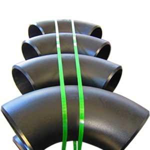 90 Degree Elbow, ASTM A234 WPB, SCH 40, DN250