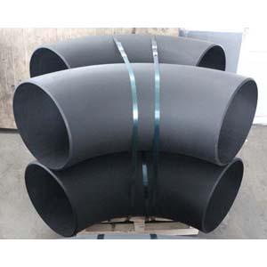 ASTM A234 WPB 45D Elbows, ANSI B16.49, DN600, SCH STD, BW, 3LPE