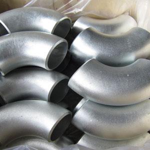 ASTM A234 WPB Seamless Elbows, ASME/ANSI B16.9, DN125, SCH XS, BW