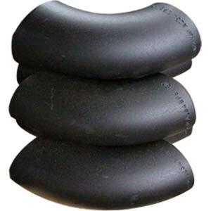 Carbon Steel A234 WPB 90D LR Elbows, DN300, SCH 40, BW