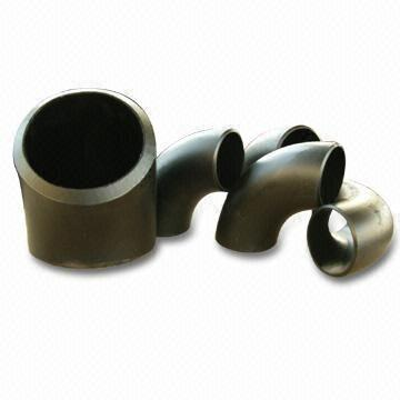 Pipe Fittings with Different Sizes and Materials