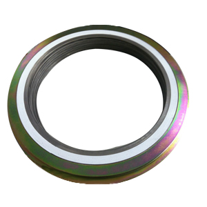 API 601 Spiral Wound Gasket, C/W SS316 Windings, PTFE Filler