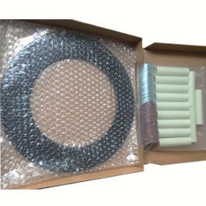 Flange Insulation Kit, DN200, PN50, Neoprene lined Phenolic Gasket