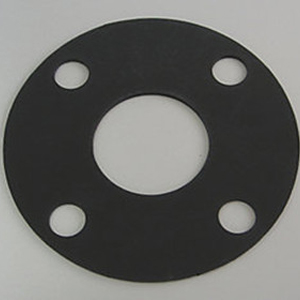 Full Face Rubber Gaskets, DN250, PN20, THK DN6