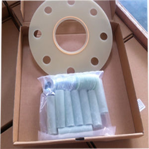 Insulation Gasket, PTFE+G10, 4