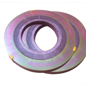 Spiral Wound Gasket, ASME B16.20, SS316 Inner Ring, CS Outer Ring