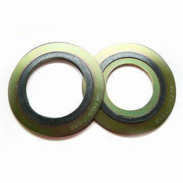 Spiral Wound Gasket with/without Inner/Outer Ring