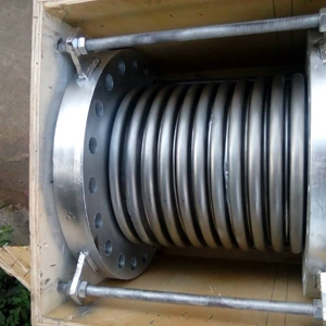 ANSI B16.5 Bellow Expansion Joint, Carbon Steel, SS321, DN300 X 520mm