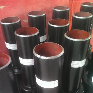 ASME B31.4 SMLS Isolating Joint, API 5L GR.B, DN100, PN50, SCH 40, BW