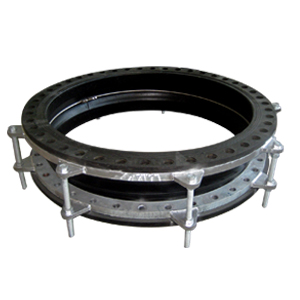 EPDM Rubber Expansion Joints, Polyester Fabric Inside Liner, DN2000