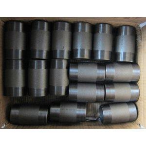 ASME B36.10 Nipple, ASTM A106 Grade B, DN40 X DN100, SCH 80, NPT