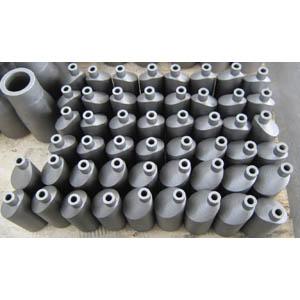 ASTM A105 Eccentric Swage Nipple, MSS SP-95, DN100 X DN40