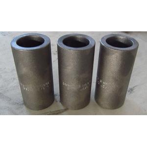 ASTM A106 Grade B Nipple, ASME B36.10, DN40, SCH 160, Flat Ends