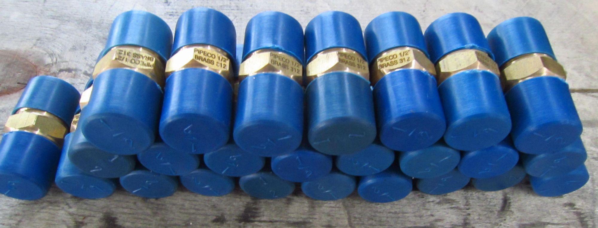 Brass Hexagon Nipples, DN15, PN400, TBE