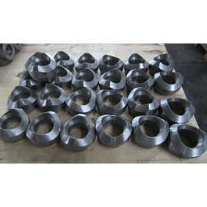 ASTM A105 Weldolets, MSS-SP-97, DN150 X DN50, SCH 40, Butt Welded