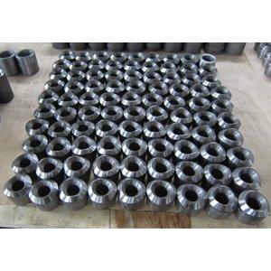 MSS-SP-97 Weldolets, ASTM A105, DN150 X DN50, SCH 40
