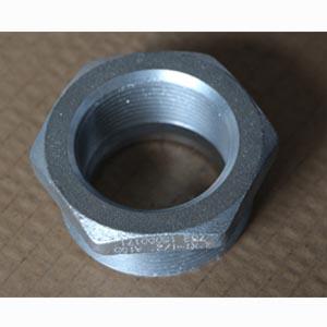 ASTM A105 Bushing, DN50 X DN25-15, Galvanized