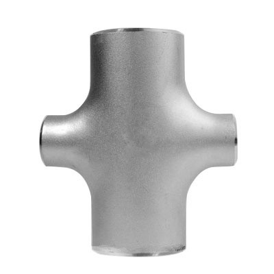 Stainless Steel Reducing Cross, ASME, ANSI B16.9 MSS SP43