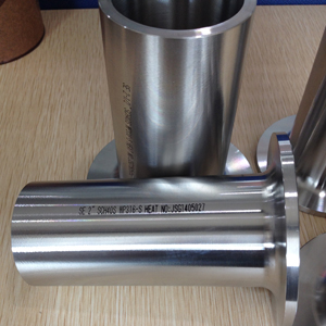 ANSI B16.9 Stub End, SS316, DN50, SCH 40S, 140mm