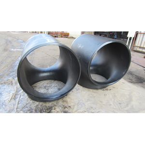 AMSE B16.9 Welded Equal Tee, ASTM A234 WPB, SCH 40, DN900