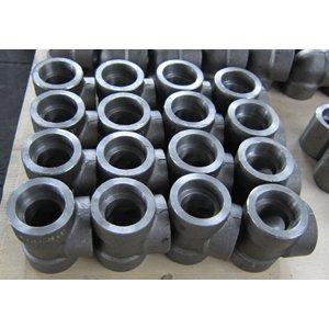 ASME B16.11 Reducer Tees, ASTM A105, DN25 X DN20, PN400