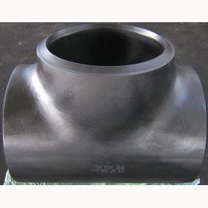 ASME B16.9 Equal Tees, ASTM A234 WP91, DN450, SCH 100